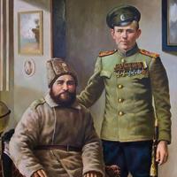Портрет героев ушедшей России. 2010.  Акимов В.Я