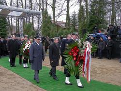 Открытие памятника «Татарин Речи Посполитой»