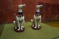 Скульптуры «Собаки», 1860-е. Шарль Галле-Ренемер (1818-1902)