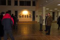 Открытие выставки «Новая графика 2010»
