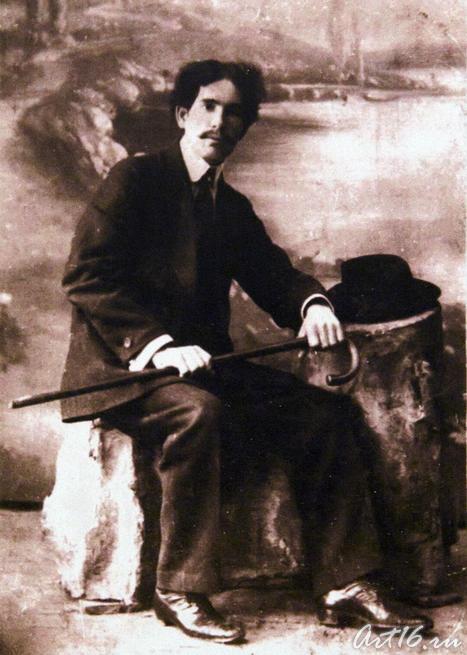 Загидулла Яруллин — первый учитель музыки Салиха Сайдашева. Нач. XX  века