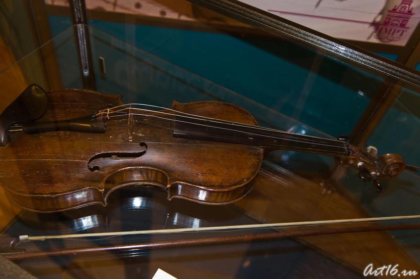 Скрипка М.Яушева