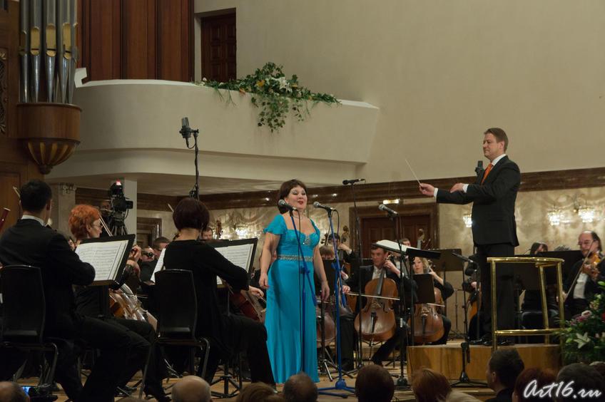 «Солнечный Сайдаш». Концерт в БКЗ им С.Сайдашева. 2010