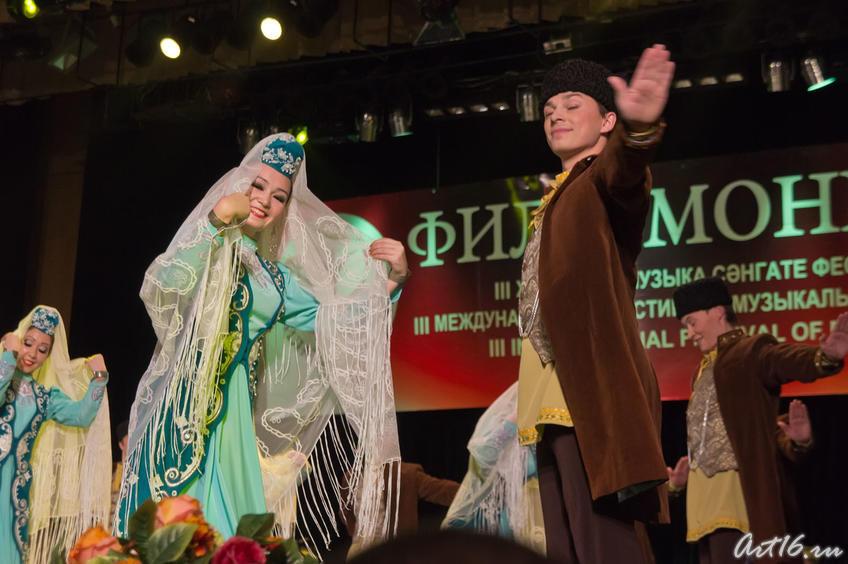 Фото №67457. «Чыштыр» — городской фольклорный танец, ГАПиТ РТ