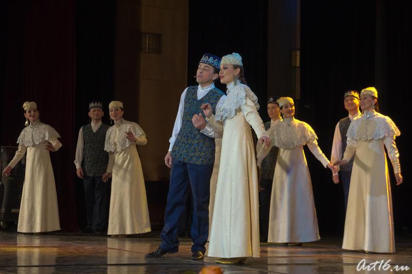Фото №67462. «Тэчке-икэ» — татарская народная песня, ГАПиТ РТ