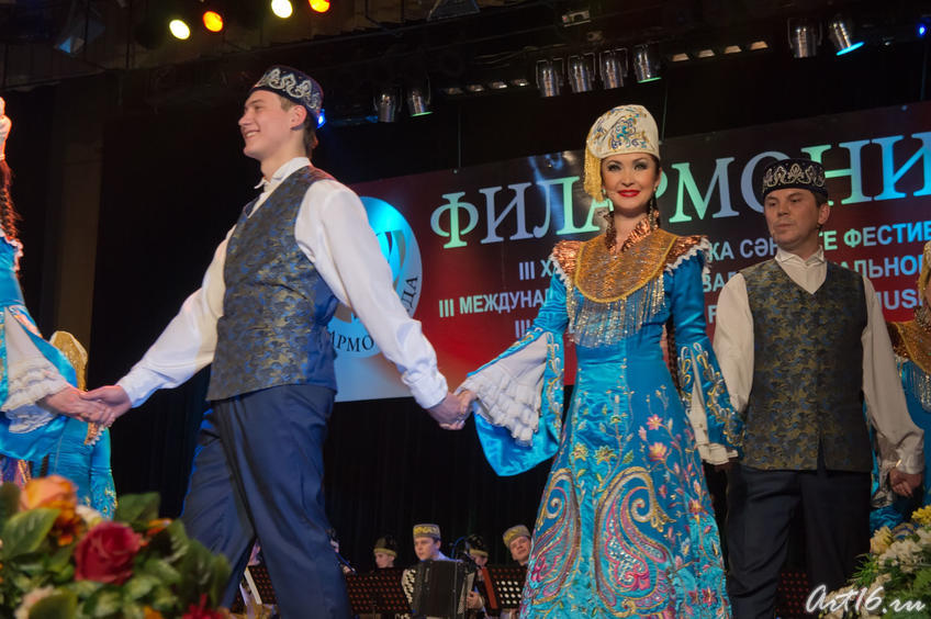 Фото №67482. «Попурри из татарских народных песен», ГАПиТ РТ