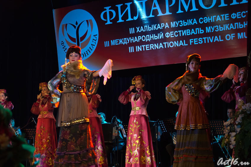 Фото №67537. «Старинный танец девушек», ГАПиТ РТ