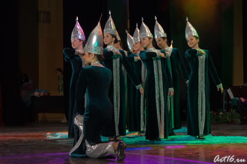 Фото №67542. Танец «Кул Шариф», детская студия «Юлдаш» при ГАПиТ РТ