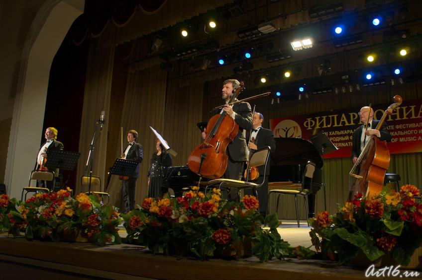 Солисты оркестра Большого театра. Ансамбль «Музыканты Москвы»