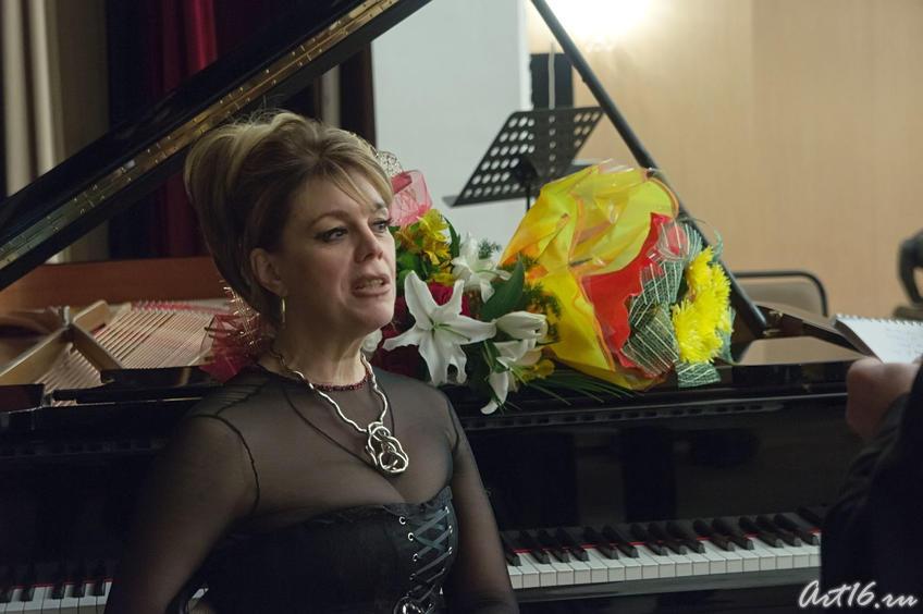 07248 Любовь Казарновская. Филармониада 2010. Казань