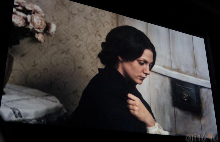 Елена Плаксина в роли Марьи Дмитриевны Исаевой. «Три женщины Достоевского»