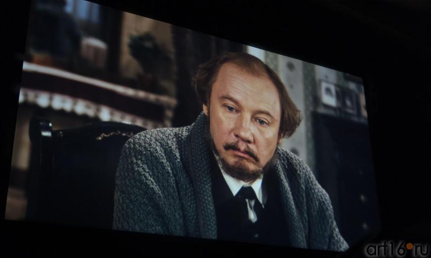 Андрей Ташков в роли Федора Достоевского. «Три женщины Достоевского»