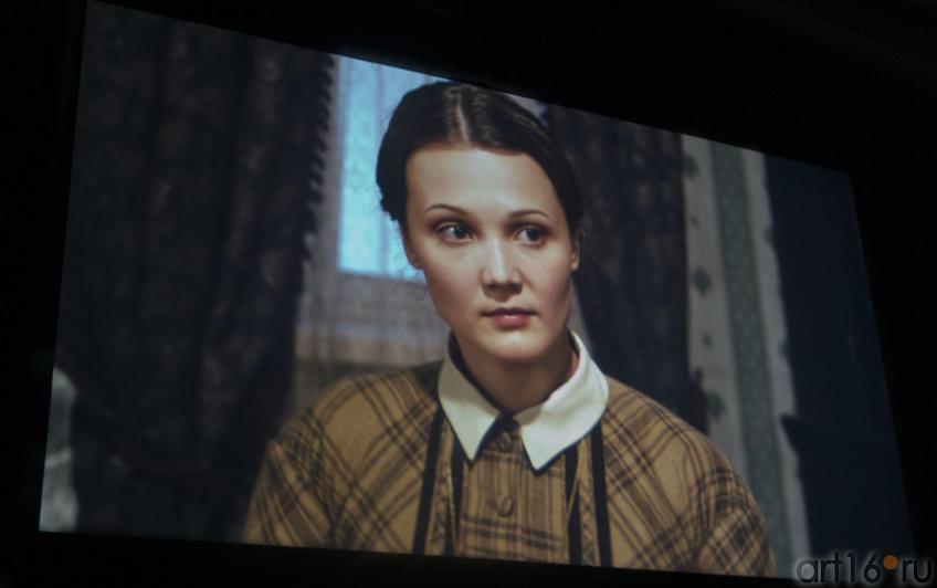 Марина Аксенова в роли Анны Григорьевны Сниткиной. «Три женщины Достоевского»