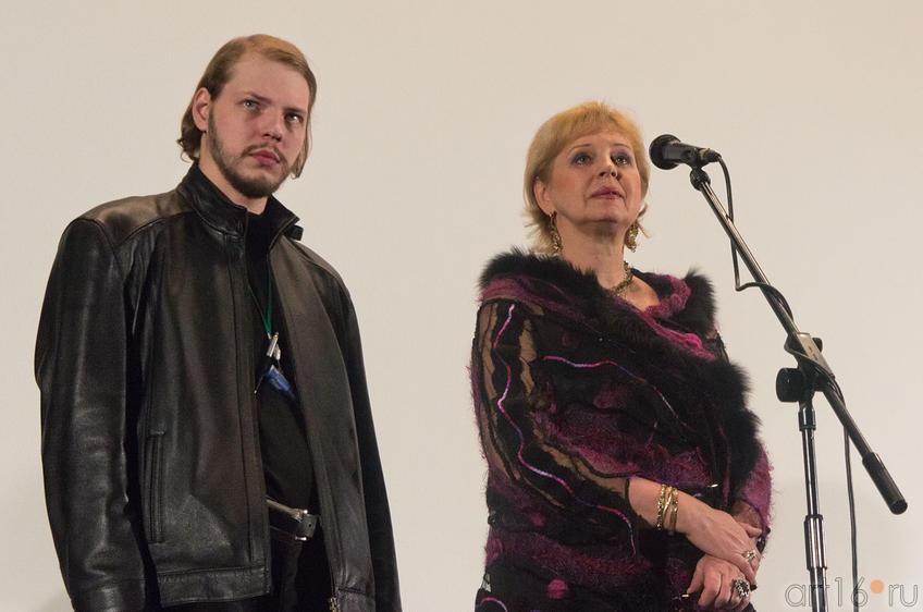 Алексей Ташков,  Татьяна Ташкова