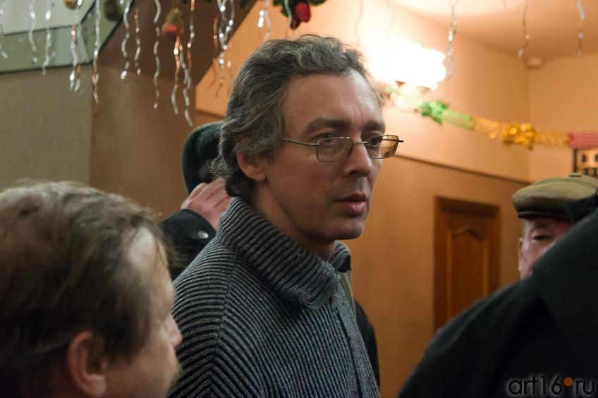 Андрей Абдракипов, оператор фильма «Три женщины Достоевского»