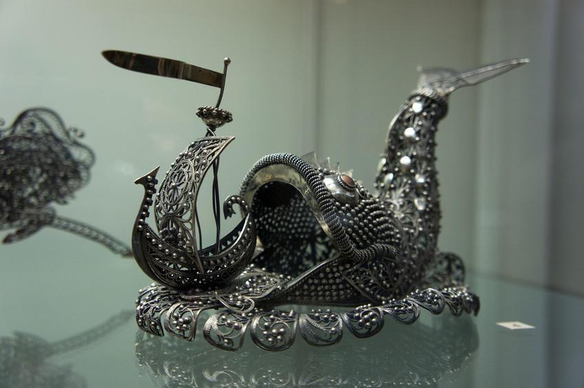 07559 Чудо-юдо, рыба-кит::«Серебряное Рождество»
