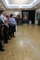 Открыие выставки ''Серебряное Рождество''. Казань 2010/11г.