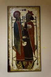 Король и Дама. 2001. Евгений Голубцов