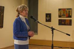 Татьяна Голубцова - муза художника