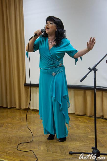 Эльвира Розали, Заслуженная артистка Татарстана