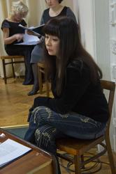 Лилия Газизова, руководитель секции русской литературы и художественного перевода Союза писателей РТ