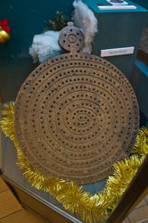 Якутский календарь-диск. Кон.  XIX - нач.XX