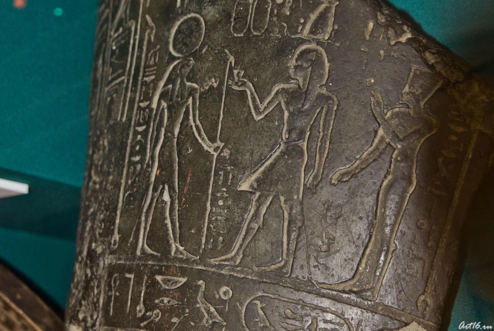 Фрагмент календаря. Древний Египет::Летопись Нового года