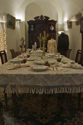 Фрагмент интерьера столовой. Кон XIX  -нач. XX
