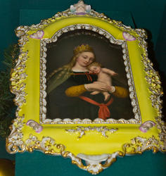 Мадонна с младенцем. Европа XIX  (?)