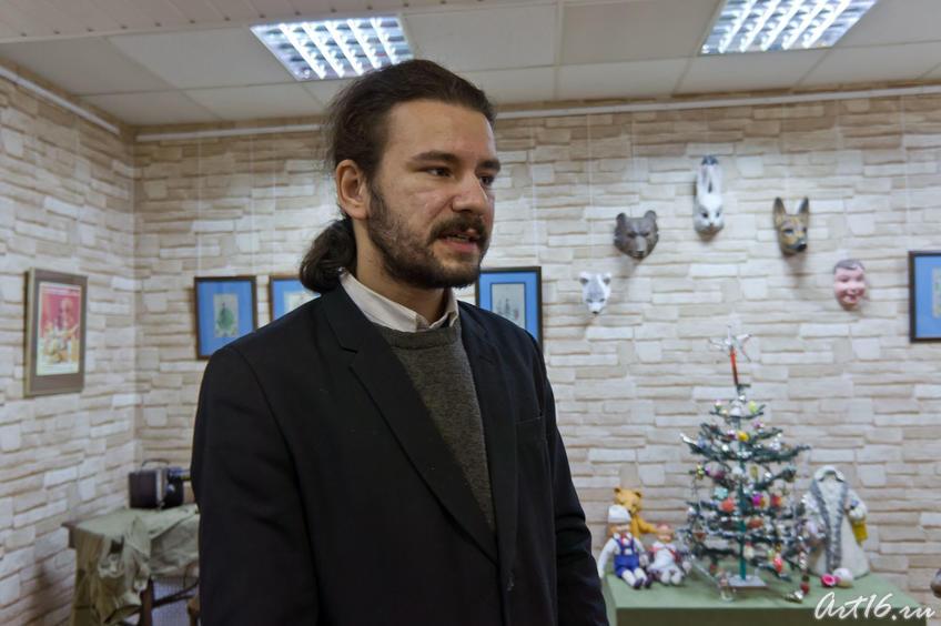 Григорий Ивойлов. Казань 2010
