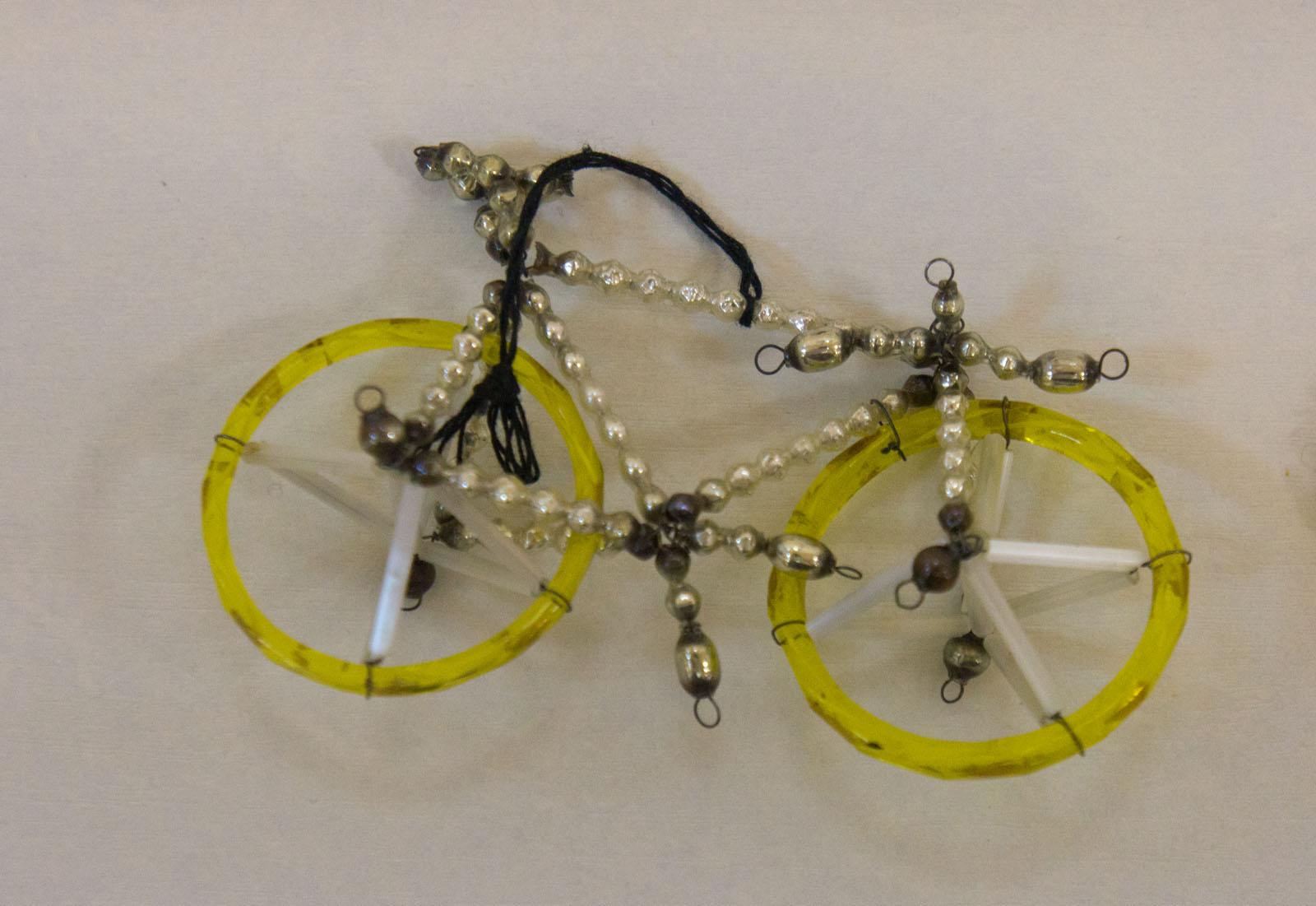 Велосипед зайчик своими руками