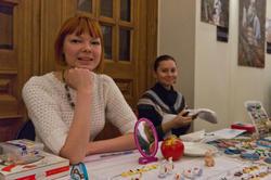Авдеева Дарья, Хасанова Дина (украшения из керамики)
