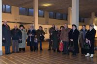 Открытие выставки В.М.Быковского