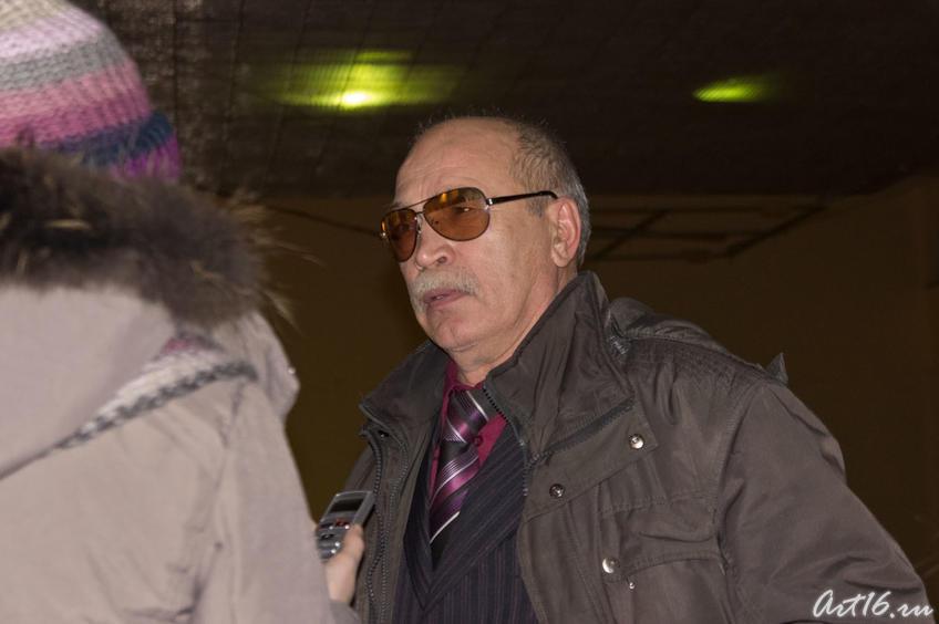 Валентин Михайлович Быковский, художник