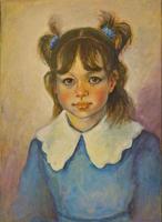 Маленькая девочка. 1998, Валентин Быковский