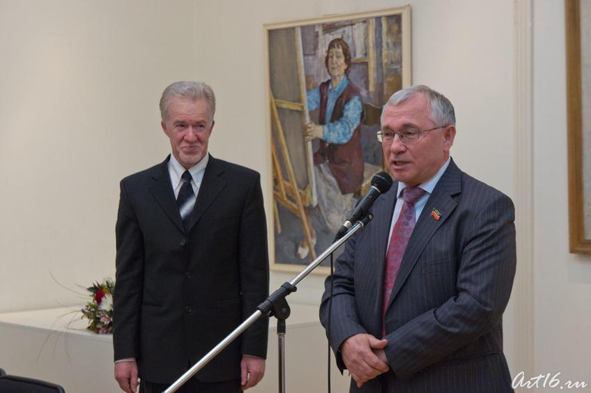 Зуфар Гимаев, Разиль Валеев::Зуфар Гимаев
