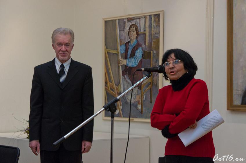 Фото №69107. Зуфар Гимаев, Розалина Шагеева