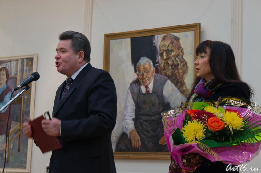 Ильфак Ибрагимов , Лиля Газизова