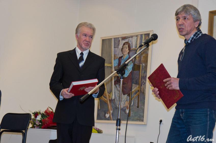 Зуфар Гимаев, Андрей Анохин::Зуфар Гимаев