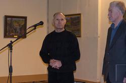 Бугаков Анатолий Матвеевич. Персональная выставка. Казань 2011