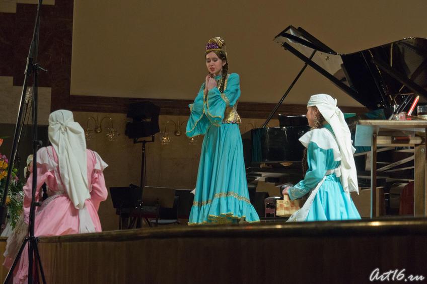 08566 Моноспектакль «Я пою, чтоб мир был светел…» ::Назиб Гаязович Жиганов