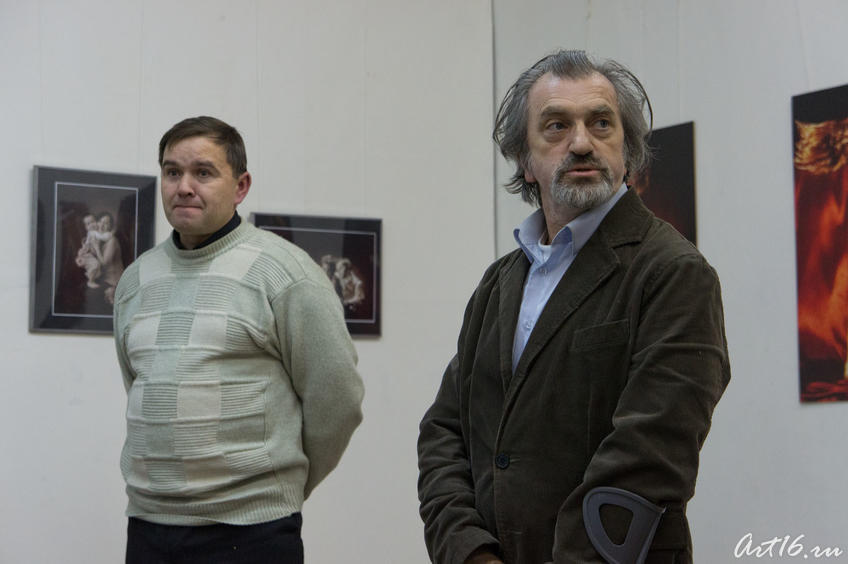 Фото №69428. Альберт Кузнецов, Фарид Губаев