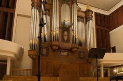 Орган Большого концертного зала им. Салиха Сайдашева