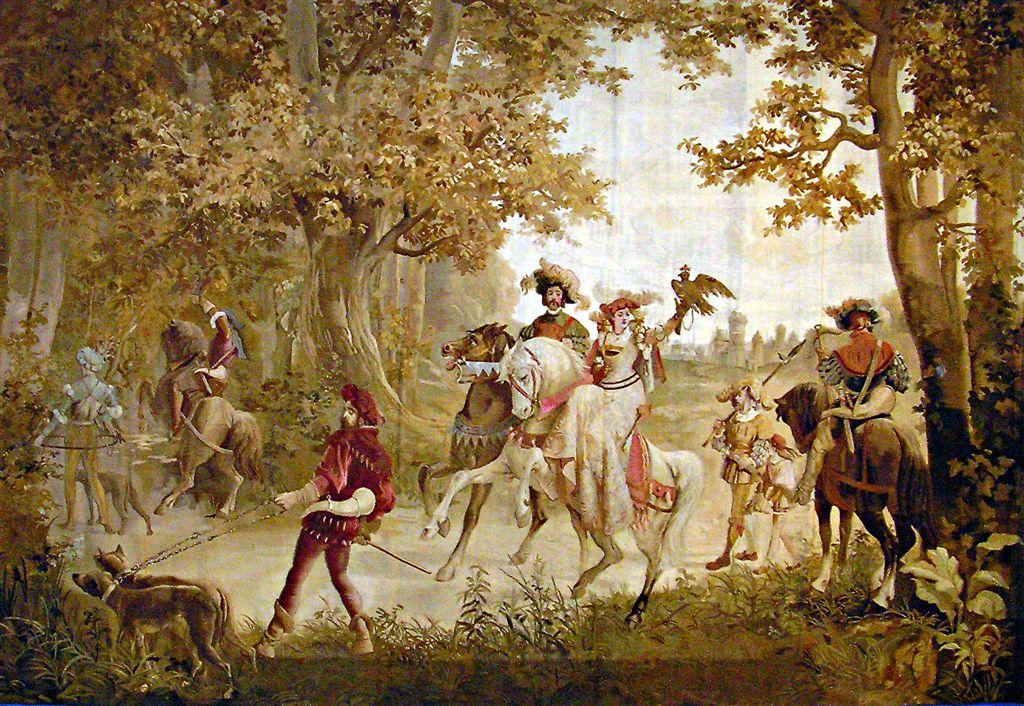 Картинки с царской охотой