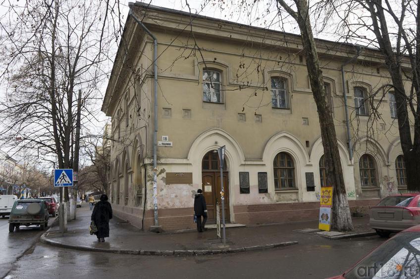 Фото №70684. Здание Этнографического музея