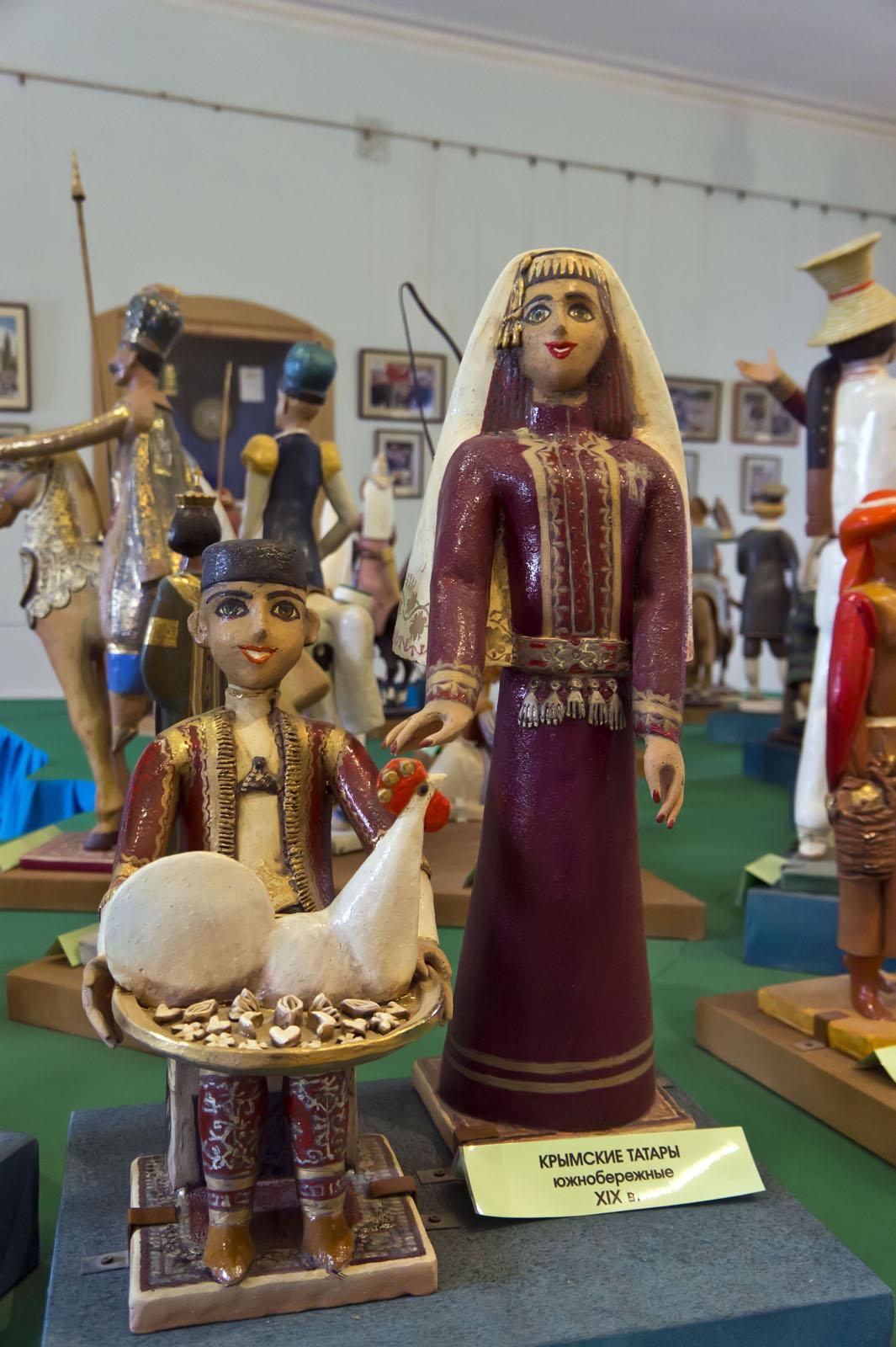 Фото №70704. Крымские татары южнобережные XIX век