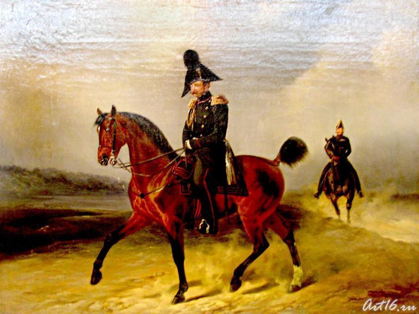 Фото №7091. Портрет Великого князя Михаила Павловича. 1850