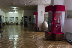 Зал Краеведческого музея