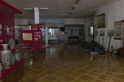 Общий вид. Экспозиция музея