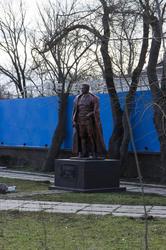 Памятник М.Фрунзе